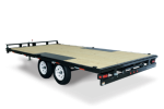 Low Profile Flatbed & Beavertail Deckover