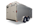 Round Top Wedge Enclosed Cargo