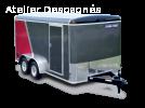 STR Round Top Enclosed Cargo